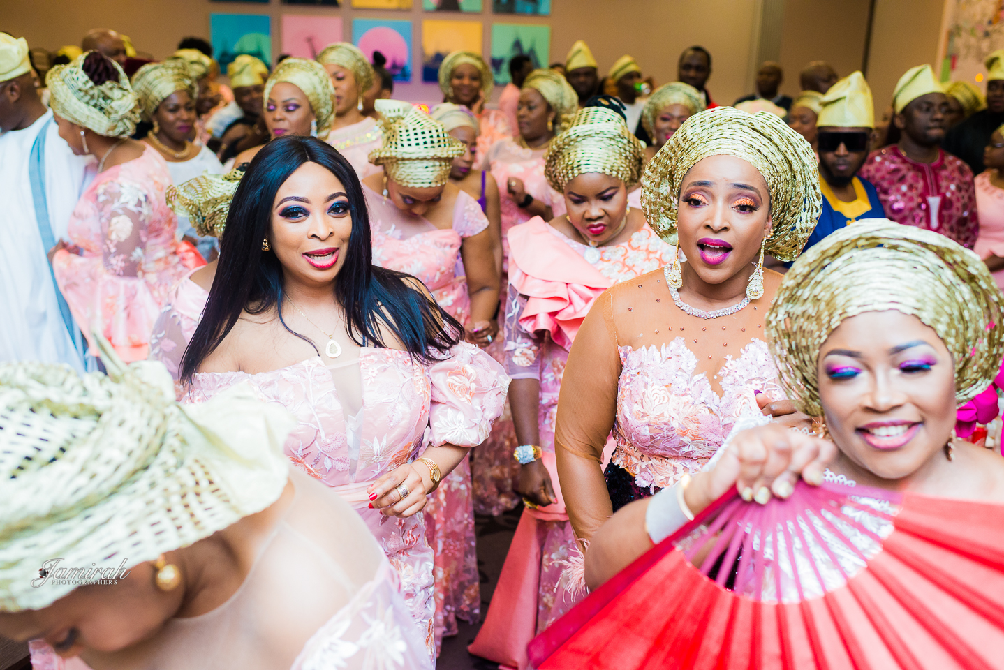 Nigerian wedding DJ, Nigerian weddings