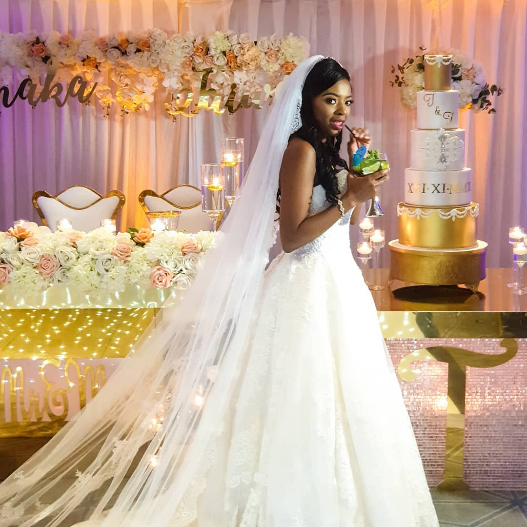 Nigerian wedding DJ, Nigerian weddings, Zimbabwe bride